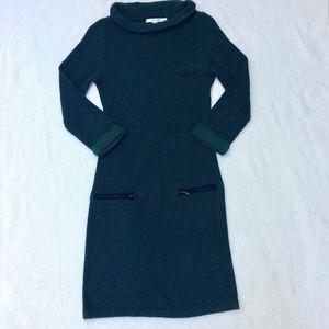 Boden long sleeved Sweater Dress